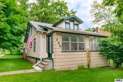 Jackson Single Family Home For Sale: 320 Bloomfield Blvd