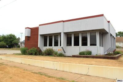 Jackson Commercial/Industrial For Sale: 4515 Francis St