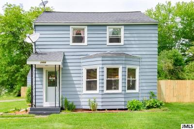 Jackson Single Family Home For Sale: 2408 Cobb