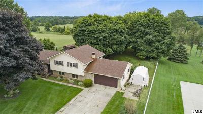 Jackson Single Family Home For Sale: 5100 Springbrook Rd
