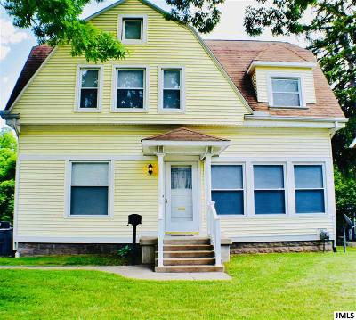 Jackson Single Family Home For Sale: 1905 Fourth St