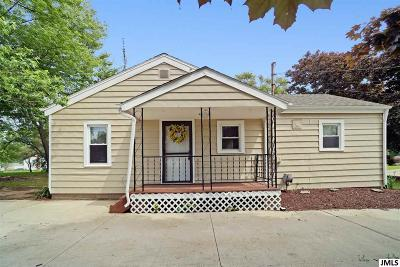 Jackson Single Family Home For Sale: 202 N Rosewood