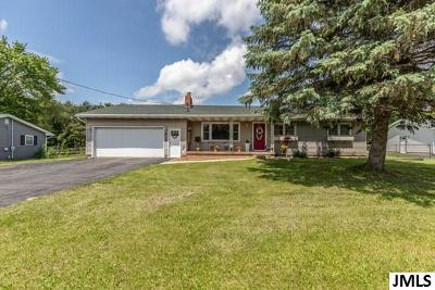 Mason Single Family Home For Sale: 916 W Dansville