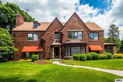Jackson Single Family Home For Sale: 509 S Wisner St