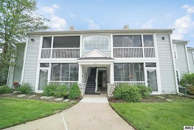 Jackson Condo/Townhouse For Sale: 842 W Barrington Circle