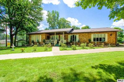 Jackson Single Family Home For Sale: 2707 Vrooman Rd