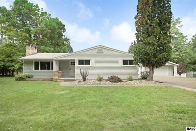Jackson Single Family Home For Sale: 6500 S Jackson Rd