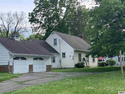 Spring Arbor Commercial/Industrial For Sale: 311 E Main St