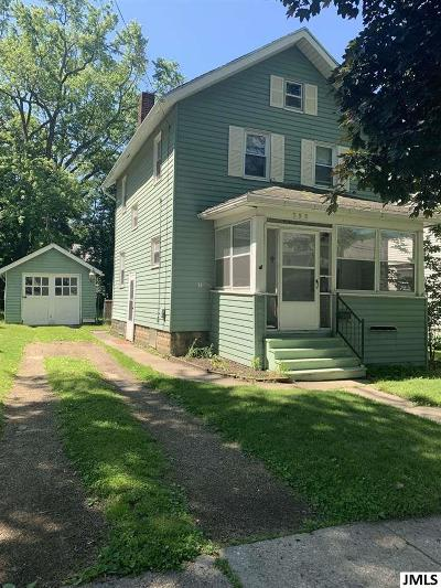 Jackson Single Family Home For Sale: 755 Oakdale Ave