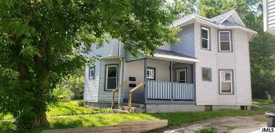 Jackson Single Family Home For Sale: 314 W Ganson