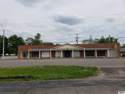 Jackson County Commercial/Industrial For Sale: 1901 Horton Rd