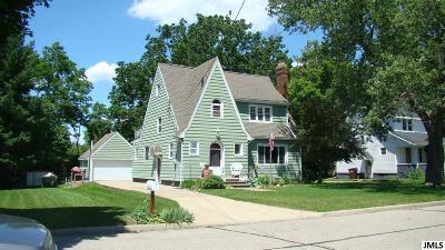 Jackson Single Family Home For Sale: 728 Jasper
