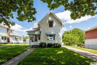 Jackson Single Family Home For Sale: 609 S Elm Ave