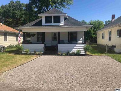 Jackson Single Family Home For Sale: 200 E Golf Ave