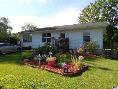 Single Family Home For Sale: 815 Vera Cruz
