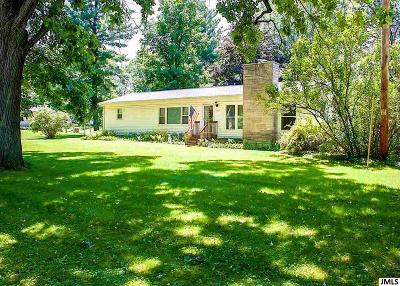 Jackson Single Family Home Contingent - Financing: 5705 Vrooman Rd