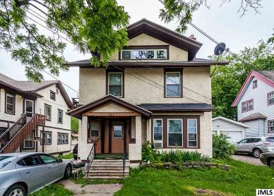 Jackson Multi Family Home For Sale: 423 Steward Ave