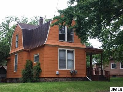 Jackson Multi Family Home For Sale: 1216 Maple Ave