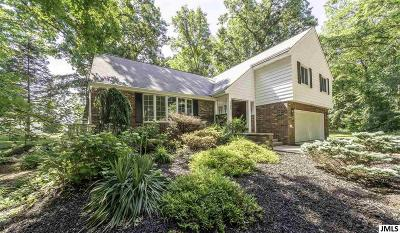 Single Family Home Contingent - Financing: 8989 King Rd