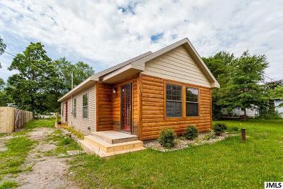 Michigan Center Single Family Home Contingent: 439 Grand St