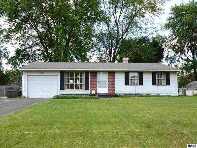 Jackson Single Family Home Contingent - Financing: 5666 Poplar Dr