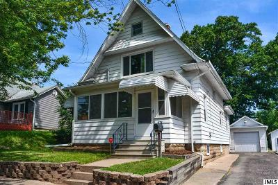 Jackson Single Family Home For Sale: 710 W High St