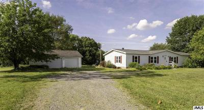 Brooklyn Single Family Home Contingent - Financing: 6600 Cement City Rd