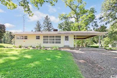 Albion Single Family Home For Sale: 29178 Albion Rd