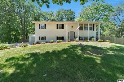 Jackson Single Family Home Contingent - Financing: 2881 S Oak Creek Dr