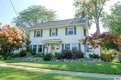 Jackson Single Family Home For Sale: 118 S Durand