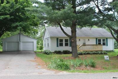 Single Family Home Contingent - Financing: 5399 Kinneville Rd