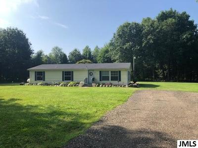 Single Family Home Contingent - Financing: 1961 E Goose Lake