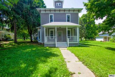 Concord Single Family Home For Sale: 214 S Main St