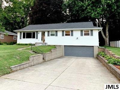 Jackson Single Family Home For Sale: 1520 Jericho