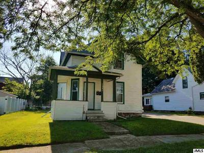 Jackson Multi Family Home For Sale: 1401 Fourth St