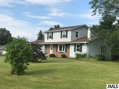 Jackson Single Family Home For Sale: 6747 Rives Junction Rd
