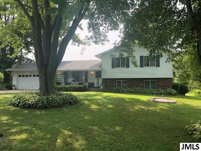 Munith Single Family Home Contingent - Financing: 6565 Coonhill