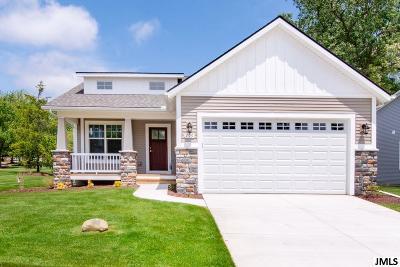 Jackson Condo/Townhouse For Sale: 799 E Barrington Circle