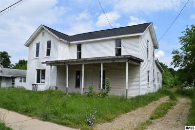 Springport Single Family Home Contingent - Financing: 120 W Main St