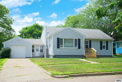 Jackson Single Family Home Contingent - Financing: 840 Loomis