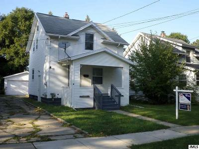 Jackson Single Family Home For Sale: 1316 E North St