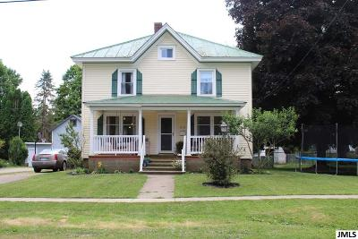 Single Family Home For Sale: 313 E Everett