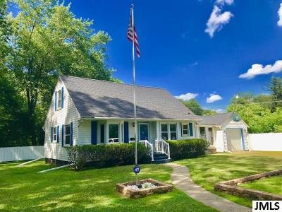 Jackson Single Family Home Contingent - Financing: 210 E Palmer