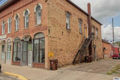 Jackson County Commercial/Industrial For Sale: 202 W Main St