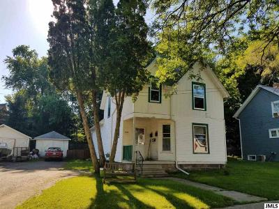 Jackson Multi Family Home For Sale: 1405 Fourth St