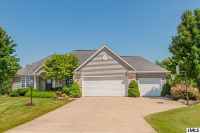 Jackson Single Family Home For Sale: 10065 White Tail Ln