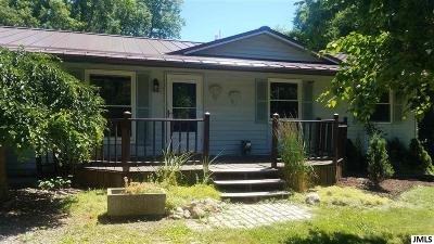 Hillsdale County Single Family Home For Sale: 11135 Hillside Dr