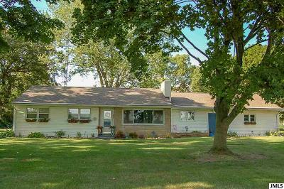 Jackson County Single Family Home For Sale: 195 Albion Rd