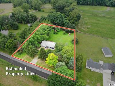 Jackson County Single Family Home For Sale: 1660 Chapel Rd