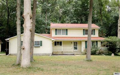 Jackson MI Single Family Home For Sale: $234,900